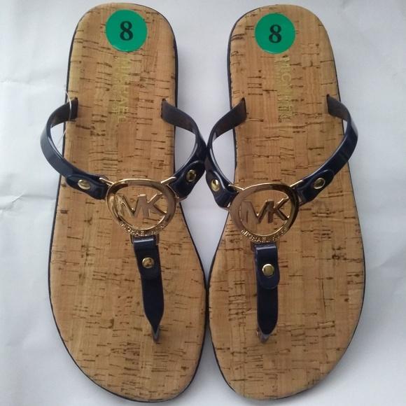 Michael Kors Shoes | Mk Charm Jelly Pvc
